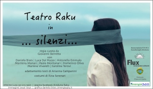 Silenzi - Teatro Raku